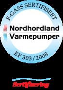 F-Gass Sertifisert - Nordhordland Varmepumper