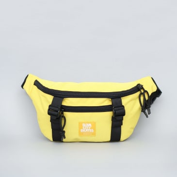 Slam City Skates Travel Bag Yellow