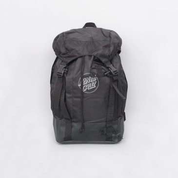 Santa Cruz Trail Backpack Bag Black