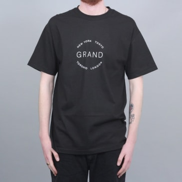Grand Collection Cities T-Shirt Black