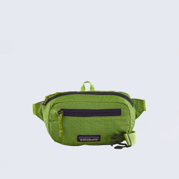 Patagonia Ultralight Black Hole Mini Hip Bag Peppergrass Green