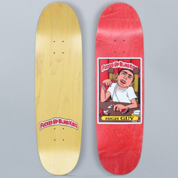 Blind 9 FUBK High Guy Skateboard Deck