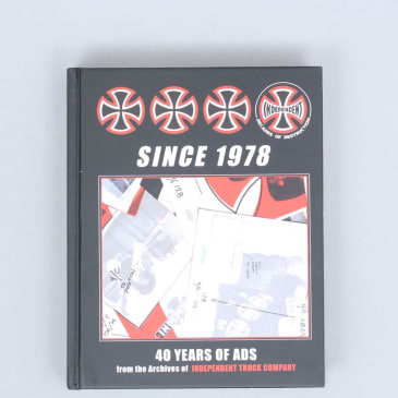 Independent Since 1978 40 Years of Ads Book
