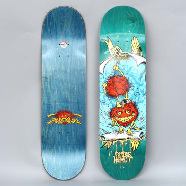 Anti Hero 8.4 Hewitt Grimple Glue Skateboard Deck