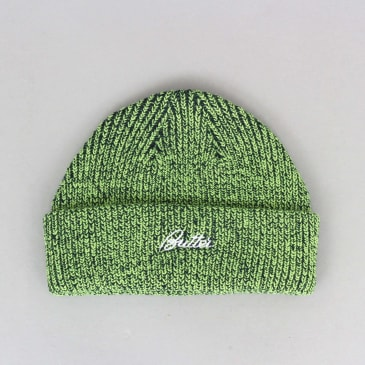 Butter Goods Speckle Beanie Lime / Navy