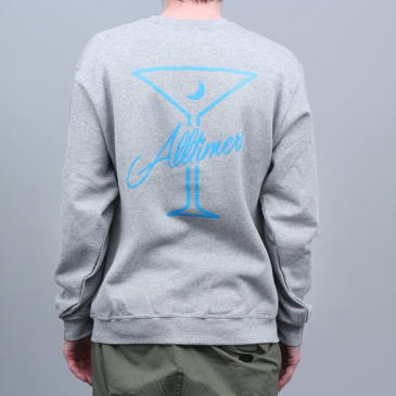 Alltimers Be Kind Crew Grey