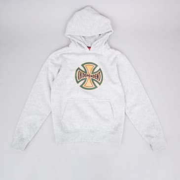 Independent Coil Youth Hood Heather Grey