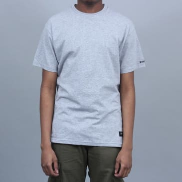 Vans Worlds Number One Basic T-Shirt Heather Grey