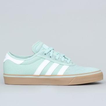 adidas Adi-Ease Premiere Shoes Ash Green / FTW White / Gum4