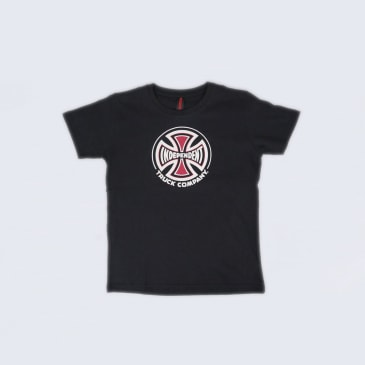 Independent Truck Co Youth T-Shirt Black