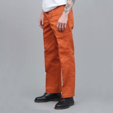 Dickies Slim 873 Work Pant Rust
