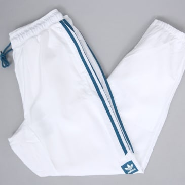 adidas Classic Pants White / Real Teal / Tribe Purple