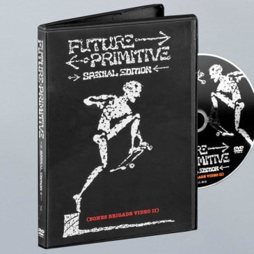 Powell Future Primitive Special Edition DVD