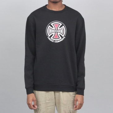 Independent Truck Co Crew Black
