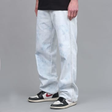 Butter Goods Frog Denim Pants Bleach
