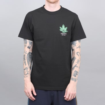 5Boro Stoned Again T-Shirt Black