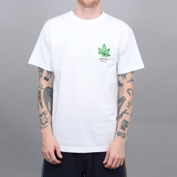 5Boro Stoned Again T-Shirt White