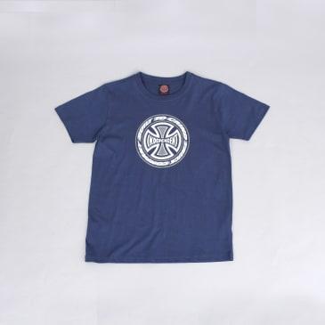Independent TC Blaze Youth T-Shirt Navy