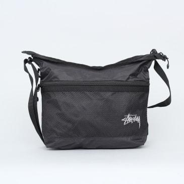 Stussy Light Weight Shoulder Bag Black