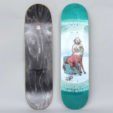 Anti Hero 8.28 Beres Legends Skateboard Deck