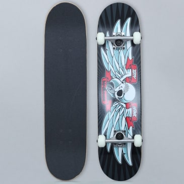 Birdhouse 7.5 Flying Falcon Stage 1 Complete Skateboard Black