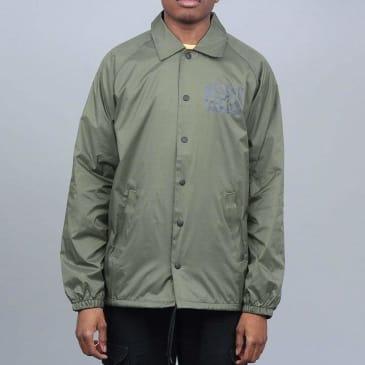 Anti Hero Reserve Coaches Jacket Military Green