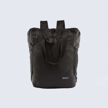 Patagonia Ultralight Black Hole Tote Bag Black