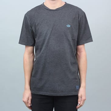 Post 70s T-Shirt Dark Heather Grey