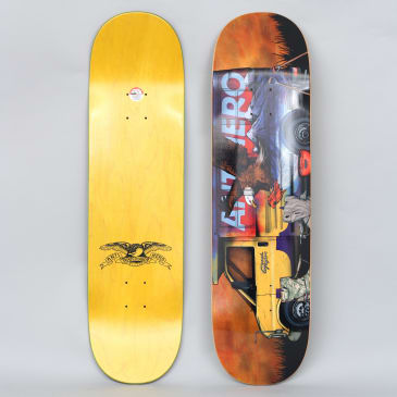 Anti Hero 8.5 Taylor Vanatics Full Skateboard Deck