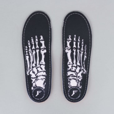 Footprint Kingfoam Orthotics Insoles Skeleton White