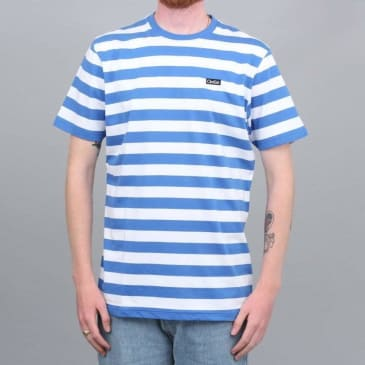 Civilist Stripe T-Shirt Blue / White