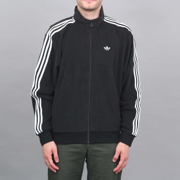 adidas Bouclette Jacket Black / White