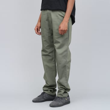 Patagonia Organic Cotton Gi Pant Industrial Green Canvas