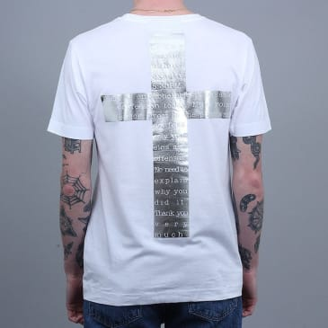 Blondey Confession II T-Shirt White