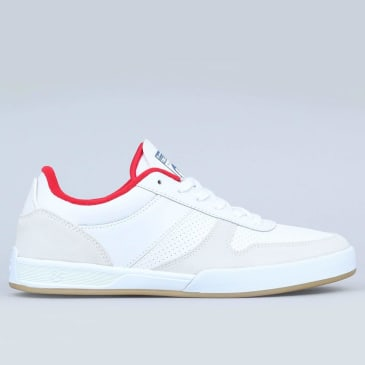 eS Contract Tom Asta Shoes White