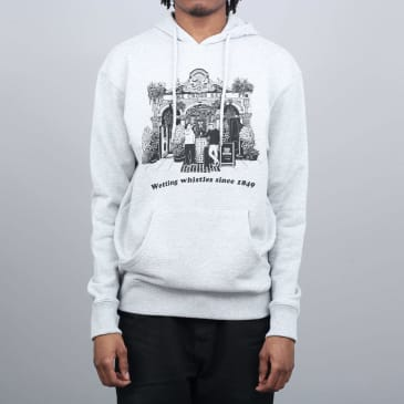 Slam City Skates Keys Hood Heather Grey