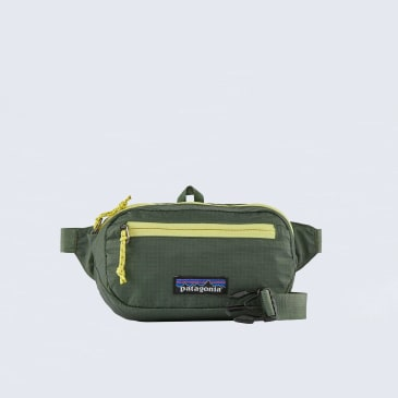 Patagonia Ultralight Black Hole Mini Hip Bag Camp Green