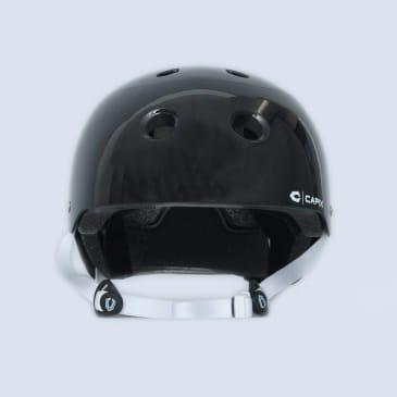 Capix Basher Helmet Black Gloss