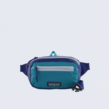Patagonia Ultralight Black Hole Mini Hip Bag Cobalt Blue