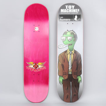 Toy Machine 8.38 Romero Dwight Skateboard Deck