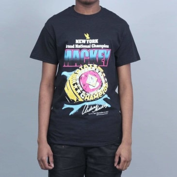 917 Makey Champion T-Shirt Black
