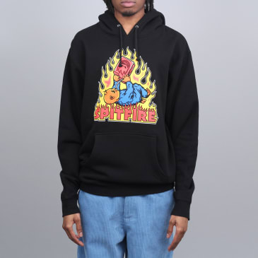 Spitfire Demonseed Hood Black
