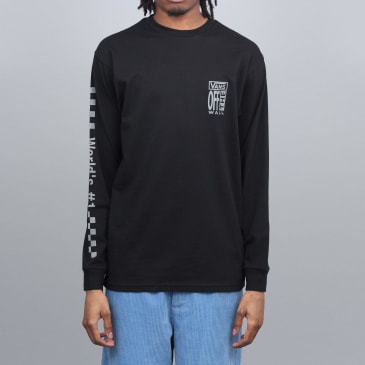 Vans AVE Longsleeve T-Shirt Black