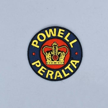Powell Peralta Supreme Patch