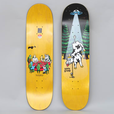 Polar 8.25 Brady Poker Night Skateboard Deck