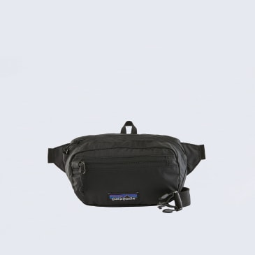 Patagonia Ultralight Black Hole Mini Hip Bag Black
