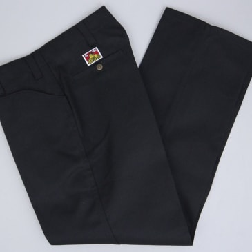 Ben Davis Original Bens Pants Black