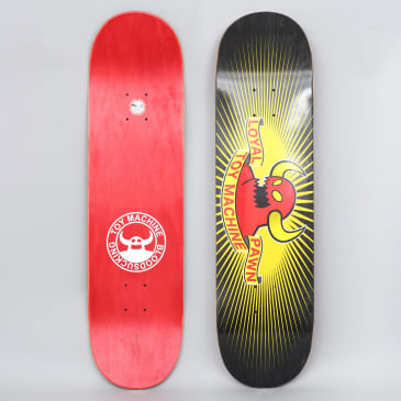 Toy Machine 8.25 Loyal Monster Skateboard Deck