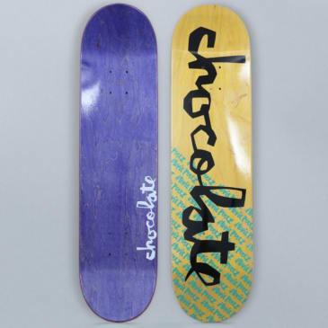 Chocolate 7.875 Stevie Perez Original Chunk Skateboard Deck