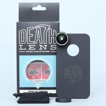 Death Lens iPhone 4/4S Wideangle Lens